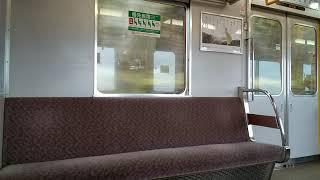 【三菱GTO】近鉄3200系走行音