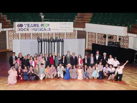 Annual School Concert - 60 Years of Pop, Rock & Musicals