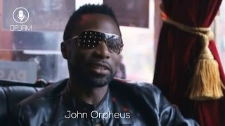 John Orpheus - OPJAM Artists Sessions Interview