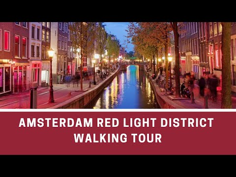 0 - Amsterdam Entertainment: Things to do, Red Light District Part 4