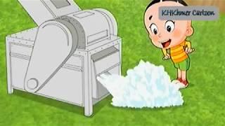 រឿងតុក្កតាភាសាខ្មែរ ក្បាលធំ និង ក្បាលតូច វគ្គ ៩ Khmer Cartoon