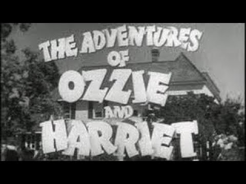 Ozzie & Harriet ~ Publicity for the Fraternity ~ Season 11, Episode 22