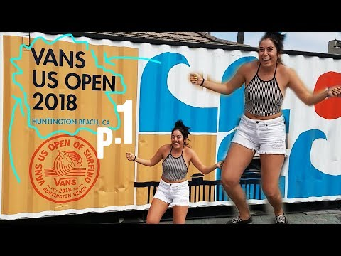 VANS US OPEN 2018 Part 1
