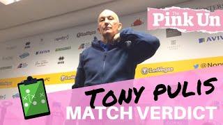 Norwich City 1 Middlesbrough 0 ¦ Tony Pulis verdict