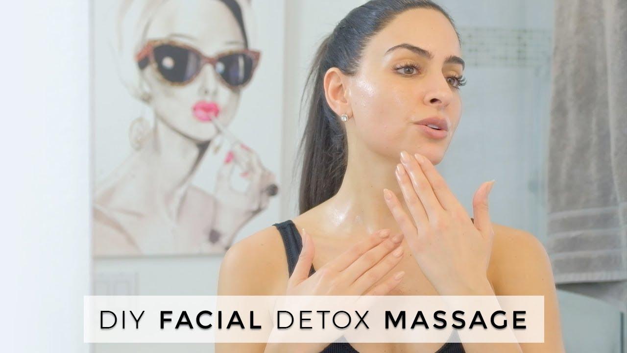 Mature mouth massage