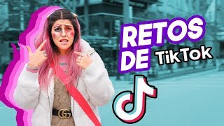 CUMPLIENDO RETOS DE TIKTOK | LOS POLINESIOS RETO