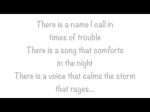 Chris Tomlin - Jesus - (with lyrics) (2016)
