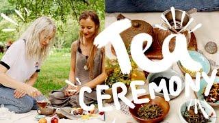 Tea Ceremony / Чайная Церемония и Пикник!