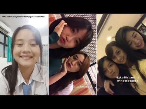 Snapgram Member & Ex Member JKT48 2019-03-11