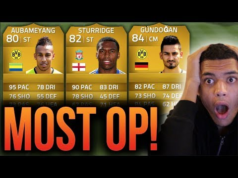 THE MOST OVERPOWERED TEAM ON FIFA 14!?