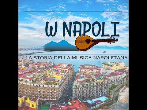 """""""W Napoli live Orchestra"""" PROMO UFFICIALE - Mamadema Animation"""