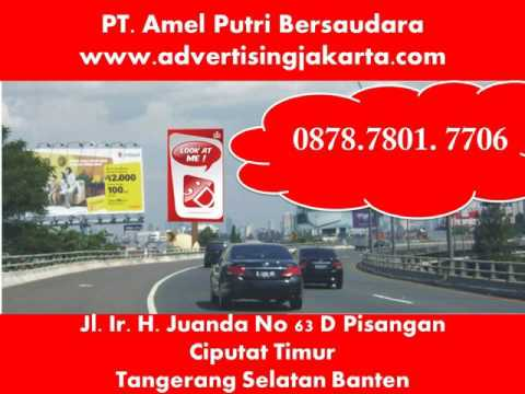 0878 7801 7706 (XL) Harga Sewa Billboard Bio Mart International Organic Mart,