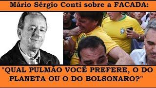 Jornalista da Globo News LAMENTA que Adélio não tenha acertado o PULMÃO de Bolsonaro