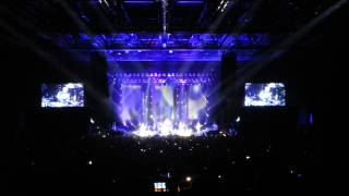 Nickelback - Far Away - The Hits Tour 2013 @Zenith Nantes, France