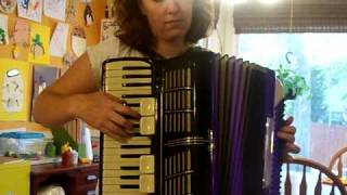 Accordion Progress- La Valse Des Monstres (Yann Tiersen)