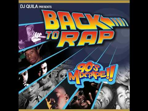 Back to Rap 90s Mixtape