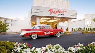 The Tropicana Las Vegas Review ~ Food, Entertainment, Pool, Suites & Rooms