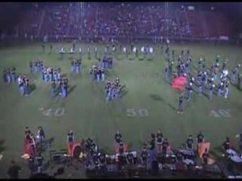 2007 Springtown Band - GAME 1