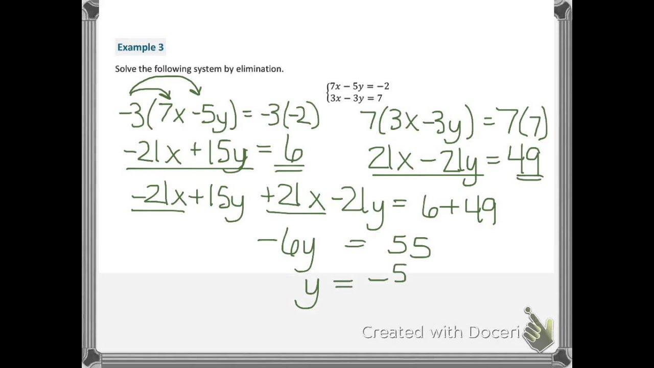 Grade 8 Math Module 4 Lesson 28