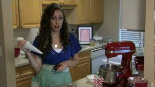 Chocolate Malt Cupcake Tutorial by Your Cup of Cake