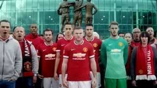 Manchester United Reveal 2014 15 Nike Home Kit