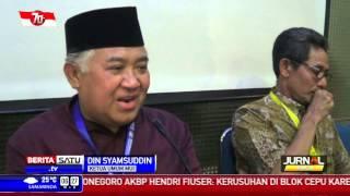 Download Din Sebut Tak Ada Kata Haram Dalam Fatwa MUI Soal BPJS Mp3 and Videos