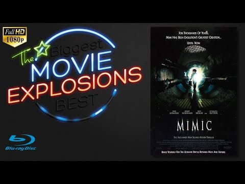 The best movie explosions: Mimic (1997) Finale