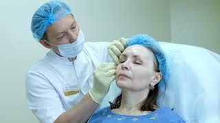 Контурная пластика лица лица. Курс омоложения возрастной кожи в ЛИНЛАЙН-реалити