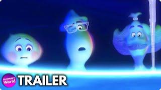 SOUL (2020) Novo Trailer da animação Pixar | Disney+