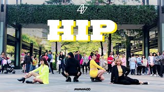 [KPOP IN PUBLIC CHALLENGE] MAMAMOO(마마무)_HIP Dance Cover By The One From Taiwan
