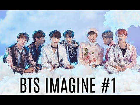 BTS Imagine #1 - BTS Crushing On You ✔