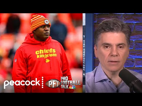 What more does Eric Bieniemy need to do to land HC job? | Pro Football Talk | NBC Sports