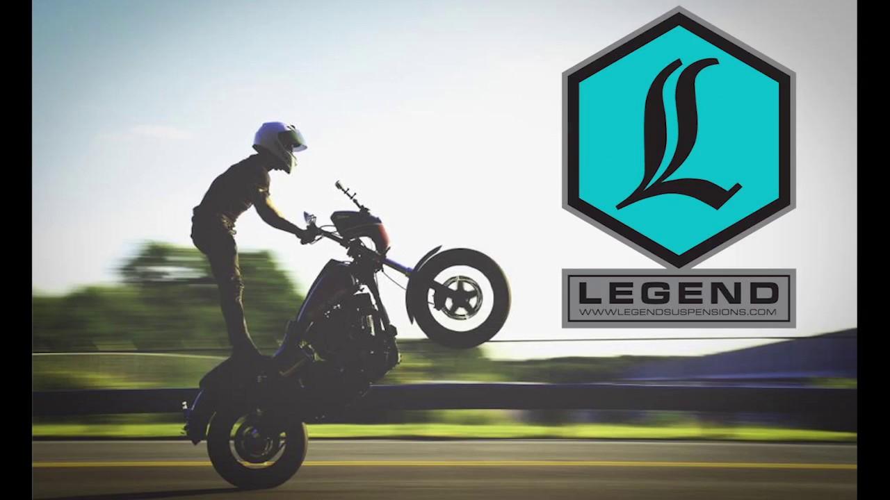Unknown Industries stunt rider Seth: Legend Suspension Performs