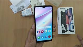 Samsung Galaxy A10s Unboxing And Camera Overview