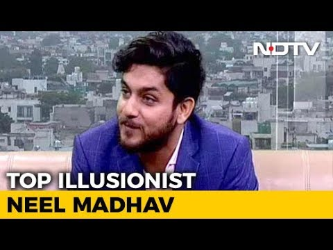 India's Creative Illusionist, The Magical Neel Madhav