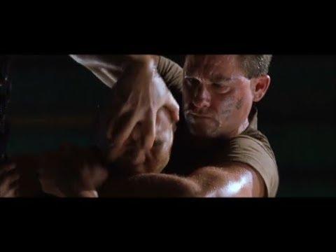 The Soldier(1998): Todd vs Caine(Scene 6)