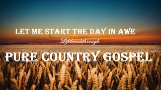 Pure Country Gospel Songs -