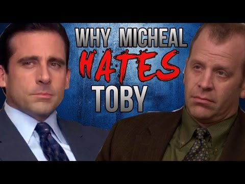 TV Theory: The Office - Why Michael Hates Toby (Michael vs Toby)