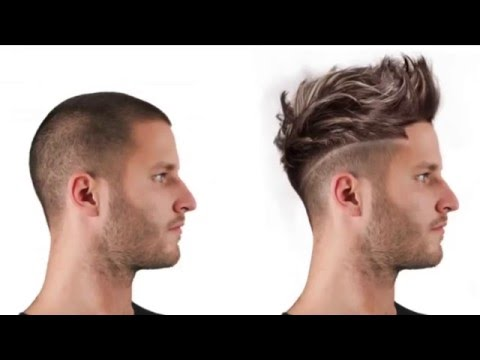 Creating Hairstyle in Photoshop