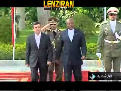 Ahmadinejad welcome President of one of 5 poorest countries of the world