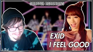 EXID(이엑스아이디) - 'I Feel Good' MV | Reaction
