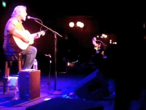 Steve Earle  introduces Marc Silber at The Great American  Music Hall SF