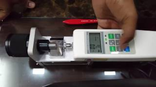 Tablet Hardness Tester AL500