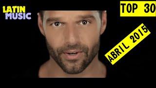 Baixar Top 30 Latino [Latin Music] ABRIL 2015