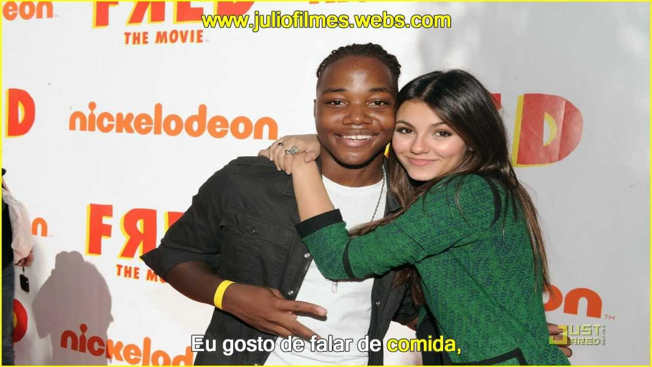 Karaokê Leon Thomas Victoria Justice Song 2 You The Diddly