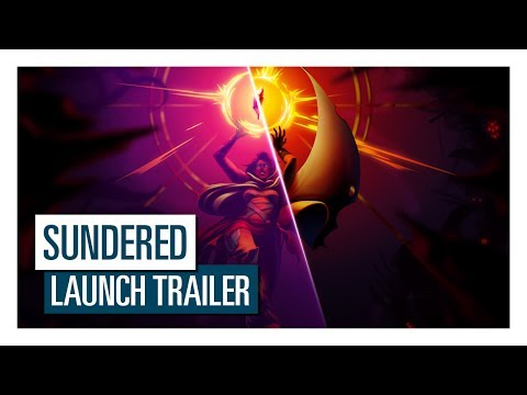 Sundered Launch-Trailer