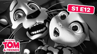 Talking Tom and Friends - App-y Halloween! (Season 1 Episode 12)