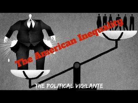 Nobel Laureate Economist Says American Inequality Was Created - The Political Vigilante
