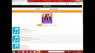 How to Download Songs From MyMp3Song.Com