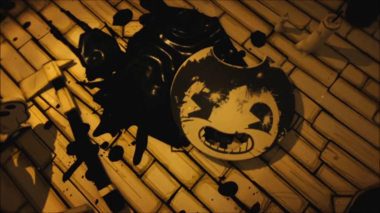 bendy and the ink machine chapter two